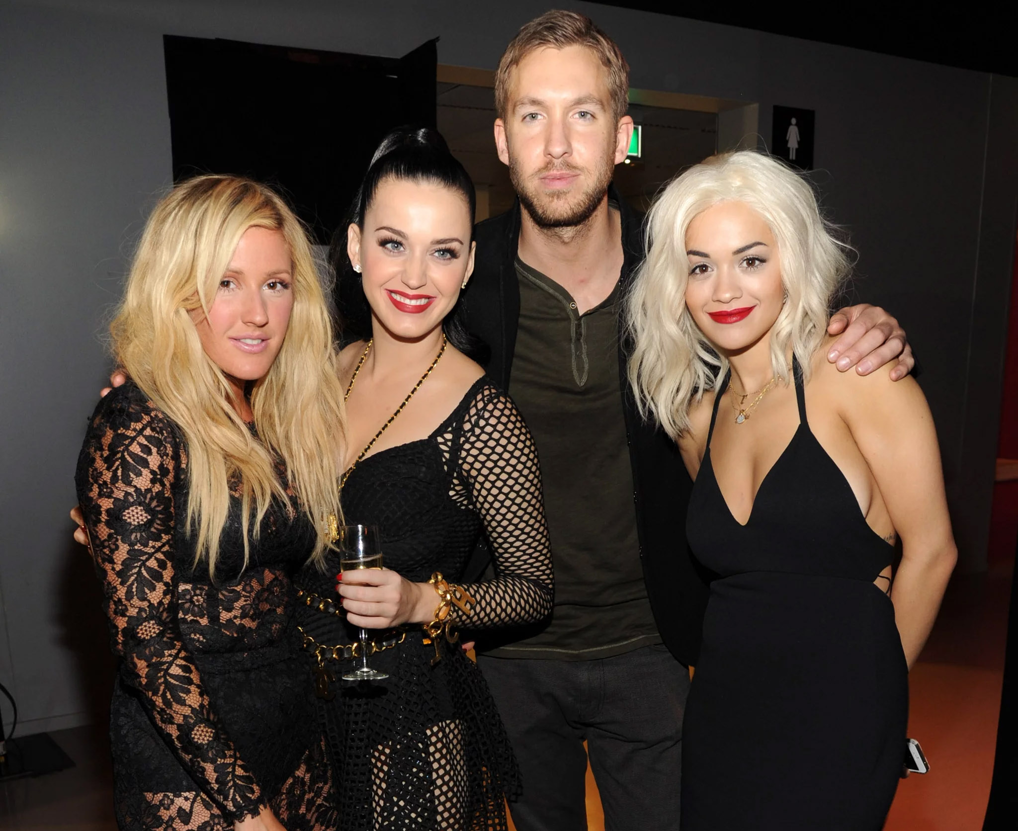Katy Perry Calvin Harris