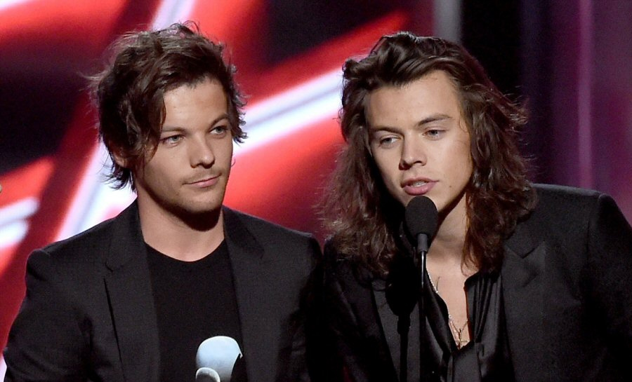 Harry Styles y Louis Tomlimson