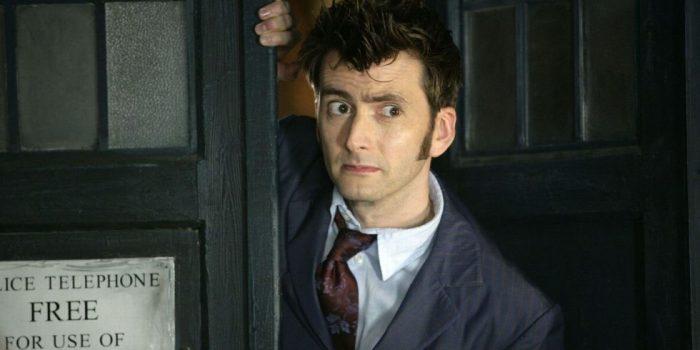 David Tennant en Doctor Who