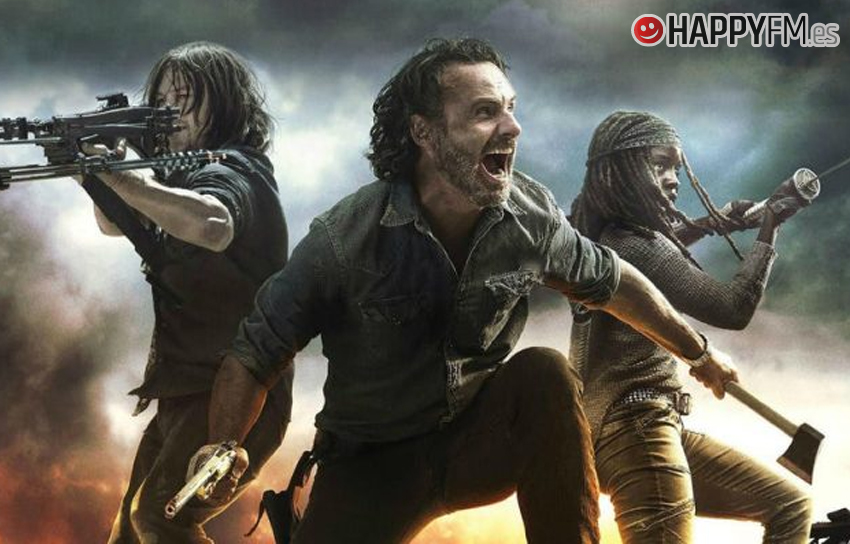 'The Walking Dead' - Temporada 9