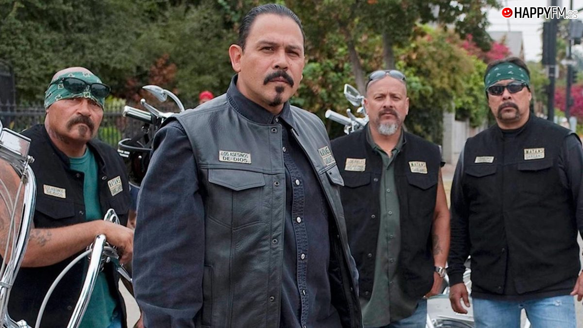 'Sons of Anarchy' - 'Mayans MC'