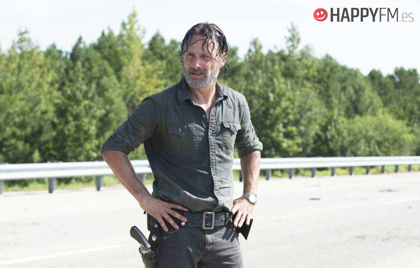 'The Walking Dead' - Andrew Lincoln