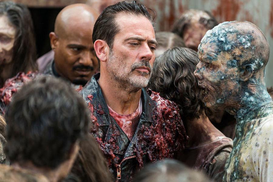 'The Walking Dead' temporada 9 - Negan