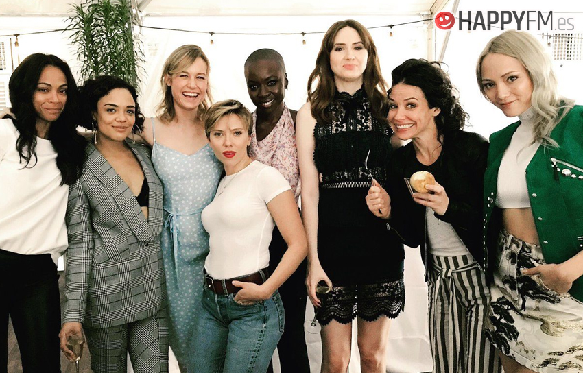 Actrices de Marvel