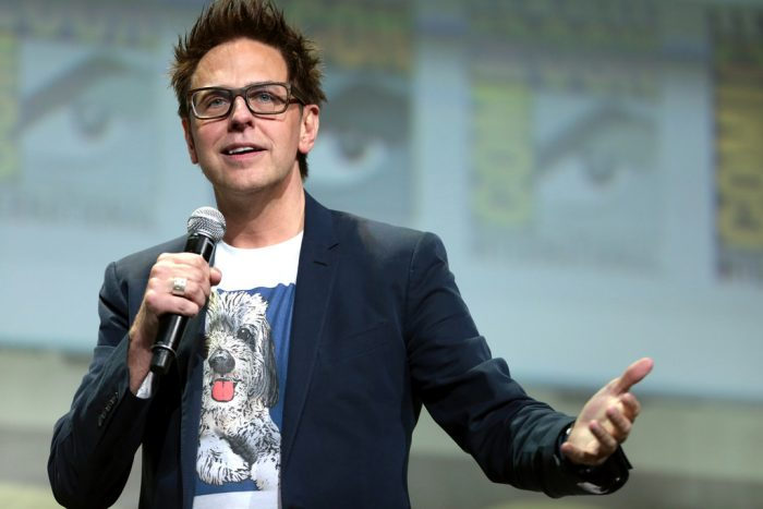 James Gunn - 'Guardianes de la Galaxia'