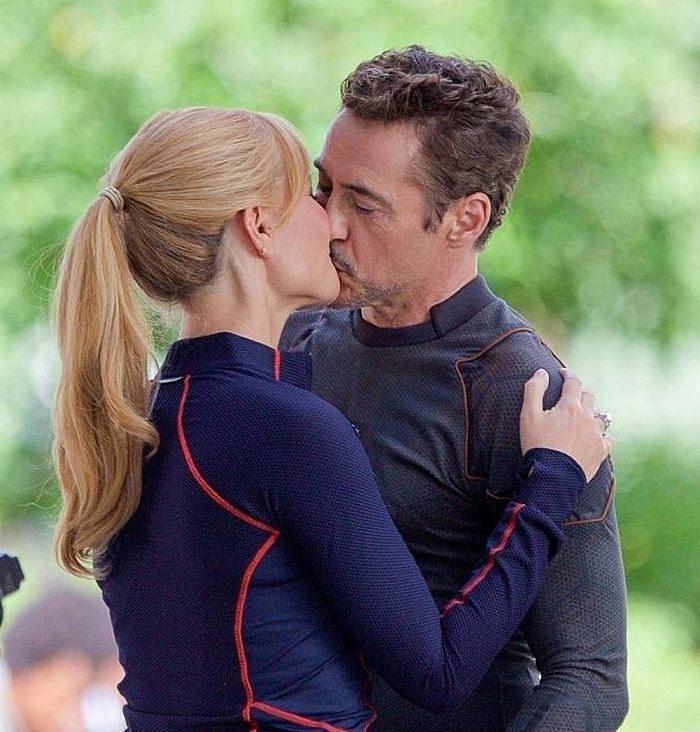 'Infinity War' - Tony Stark y Pepper