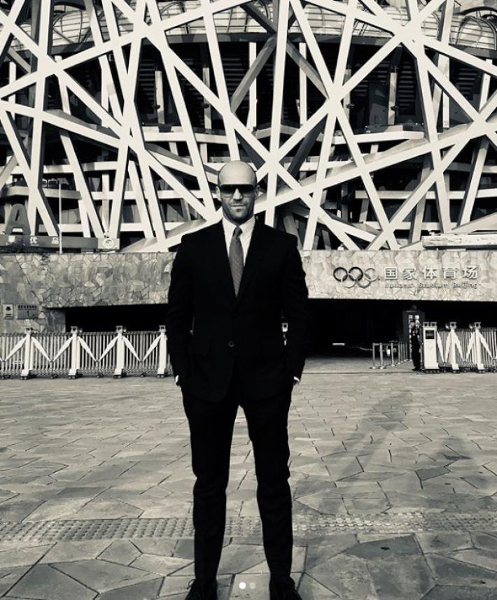 Jason Statham - James Bond