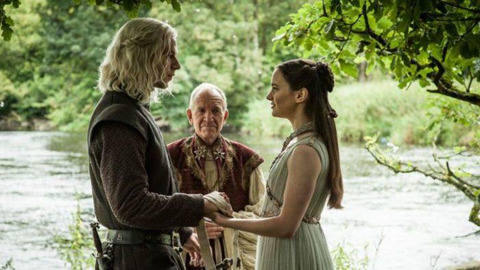 'Juego de Tronos' - Lyanna Stark y Rhaegar Targaryen