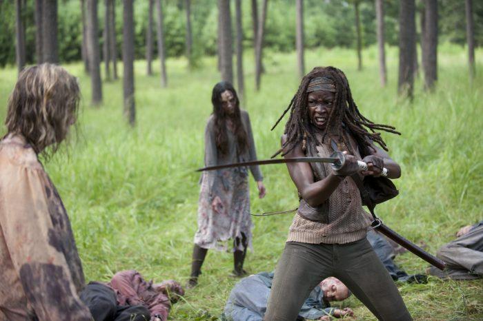 Michonne - 'The Walking Dead'