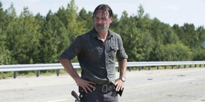 Rick Grimes deja The Walking Dead