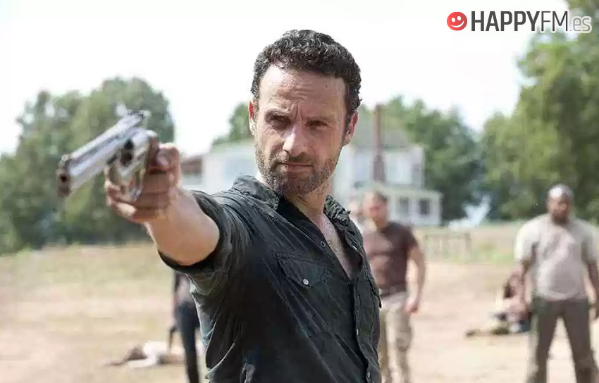 'The Walking Dead' - Rick Grimes