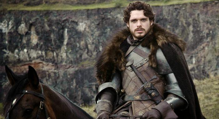 'Juego de Tronos' - Richard Madden - Robb Stark