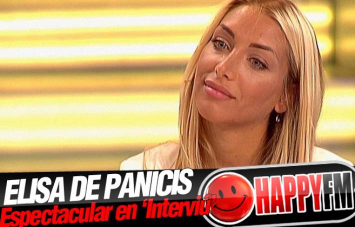 Elisa De Panicis De Supervivientes A Desnuda En La Portada De