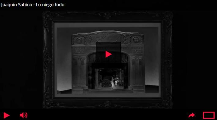 Lo Niego Todo De Joaquín Sabina Letra Lyrics En Español Y Vídeo Happyfm