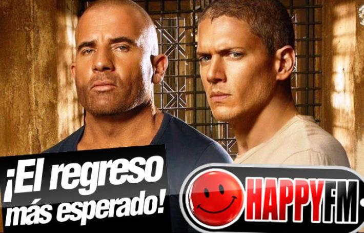 Prison Break\': Todo lo que Sabemos de la Quinta Temporada - Happyfm