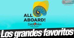 Estos son los favoritos de 'Eurovisión 2018' antes de la semana grande