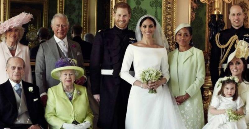 Vestidos en la boda de harry y meghan