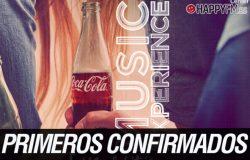 Descubre a los 4 primeros confirmados de Coca-Cola Music Experience