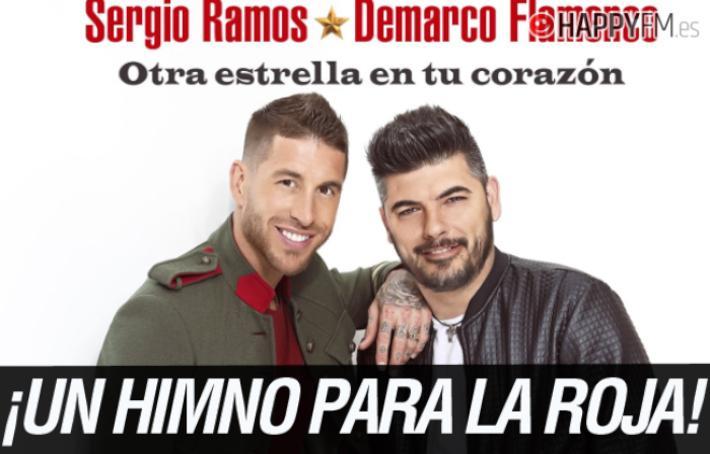 Letra De Otra Estrella En Tu Corazón De Sergio Ramos Y Demarco Flamenco Y Vídeo Happyfm