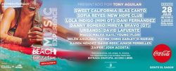 Coca-Cola Music Experience On The Beach Fan Edition, un festival para los fans