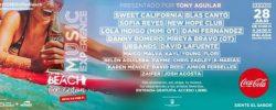 Coca-Cola Music Experience On The Beach: 12 horas de música en directo en uno de los festivales del verano
