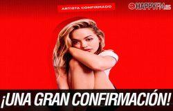 Rita Ora, nueva artista confirmada de Coca-Cola Music Experience Fan Edition