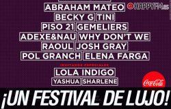 Lola Indigo, Yashua y Sharlene, nuevos confirmados de Coca-Cola Music Experience Fan Edition