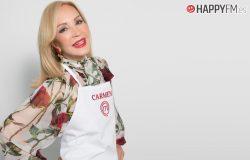 Carmen Lomana recibe su cura de humildad en 'Masterchef Celebrity 3'