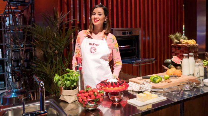 'Masterchef Celebrity' - Dafne Fernández