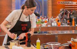 Dafne Fernández, expulsada, pero gran ganadora de 'Masterchef Celebrity 3'