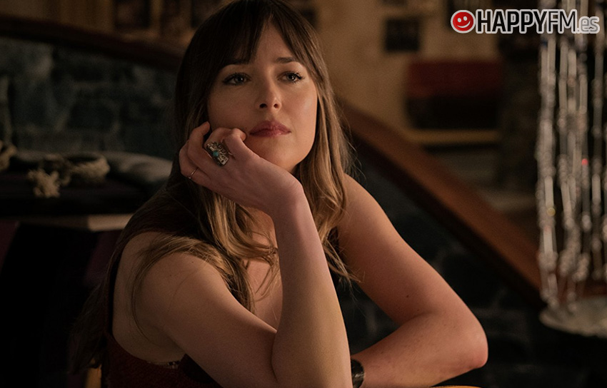 Dakota Johnson habla de Chris Hemsworth