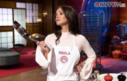 'Masterchef Celebrity 3': Paula Prendes no se entiende con el chocolate y se convierte en la primera expulsada