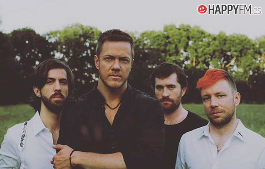 Imagine Dragons, cabeza de cartel en el Dcode