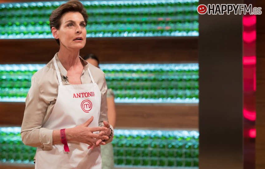 'Masterchef Celebrity 3' - Antonia Dell'Atte
