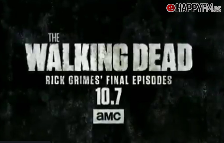 Salida de Rick Grimes de 'The Walking Dead'