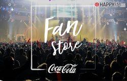 Así es Coca-Cola Fan Store, donde los artistas se volverán locos por sus fans