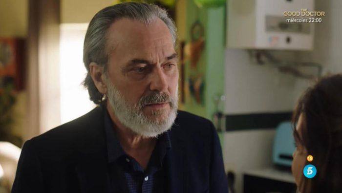 José Coronado en 'Vivir sin permiso'
