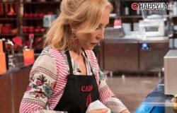 Carmen Lomana cumple su deseo y se convierte en la nueva expulsada de 'Masterchef Celebrity'