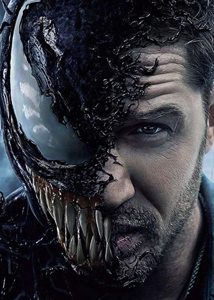 'Venom' - Tom Hardy