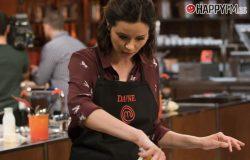 Dafne Fernández, favorita del público en la repesca de 'Masterchef Celebrity'