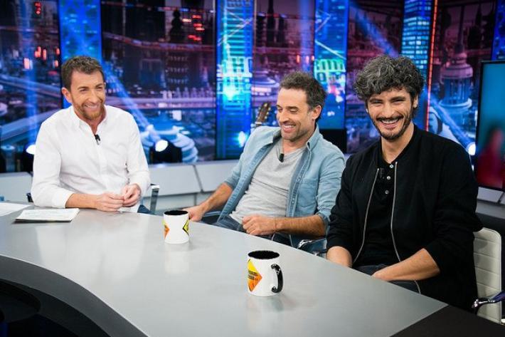 Daniel Guzmán y Antonio Pagudo