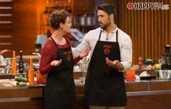 Jaime Nava y Antonia Dell'Atte protagonizan la primera doble expulsión de la historia de 'Masterchef Celebrity'