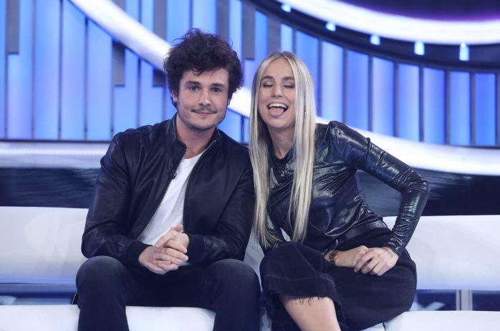 María y Miki en 'Operación Triunfo 2018'