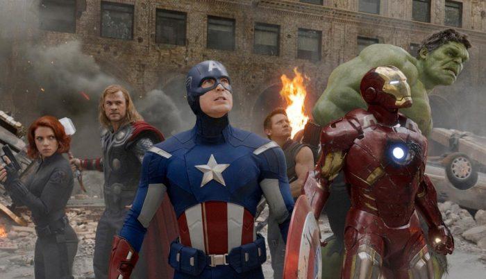 'Los Vengadores' - Netflix