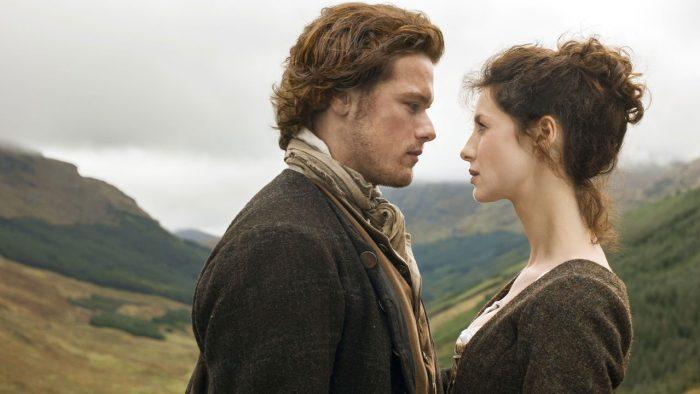 'Outlander' - Jamie y Claire