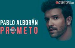 Pablo Alborán sorprende anunciando su 'Prometo Tour': fechas, ciudades y cómo comprar las entradas