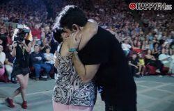 Pablo López y Jacinta, una sorpresa y un vídeo que se han hecho virales en redes sociales