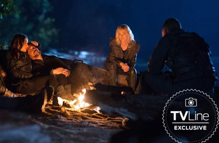 Imagen de la sexta temporada de 'The 100'