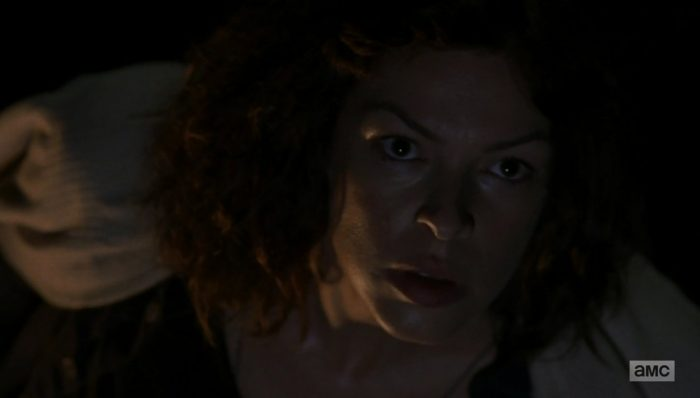 Jadis en 'The Walking Dead'