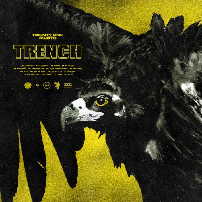 'Trench', el nuevo disco de Twenty One Pilots